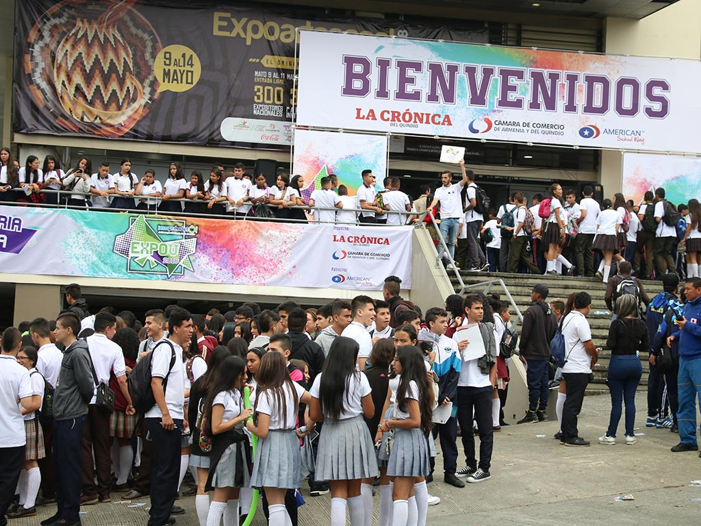 Culminó la feria ExpoU y Expo Empréndelo 2018