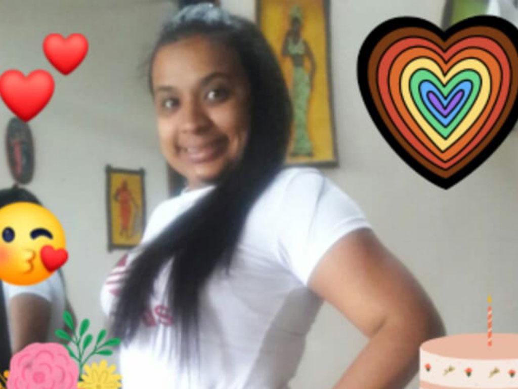 CUMPLEAÑOS Marcia Aurora Gómez