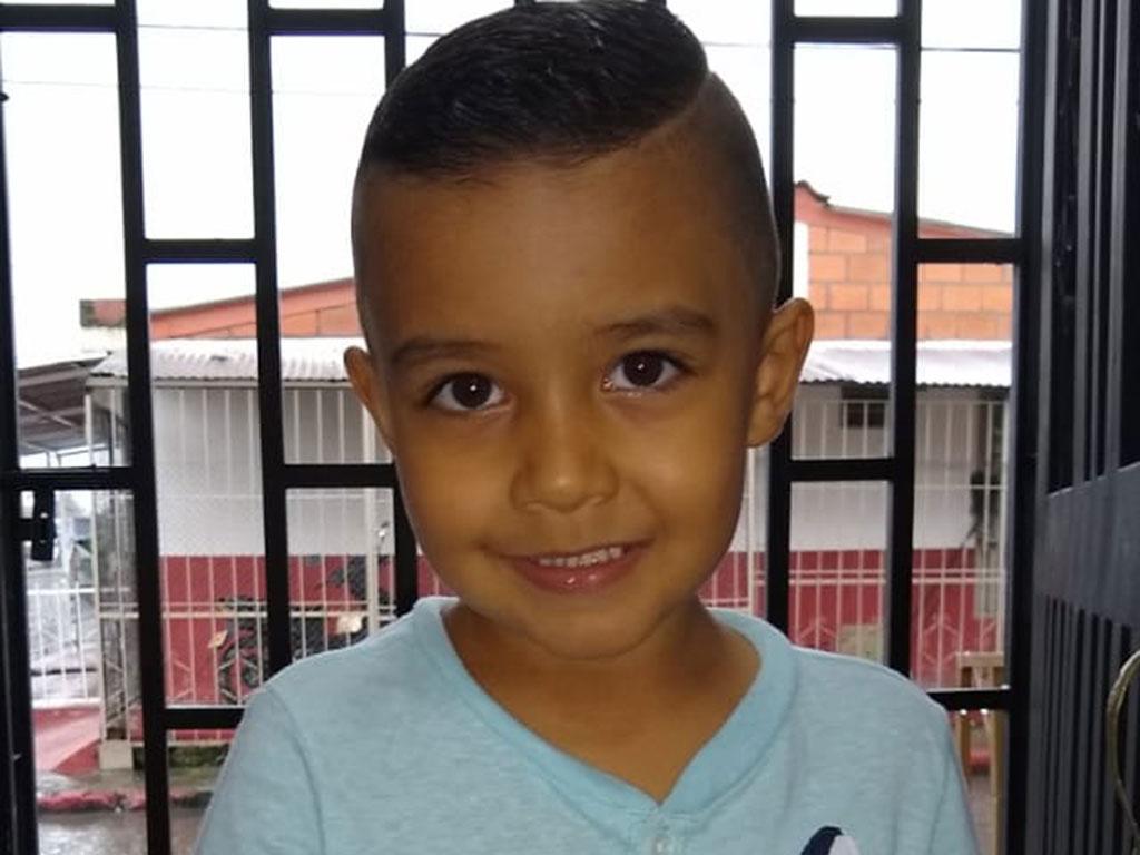 4 AÑOS Dylan Andrés Zúñiga Holguín