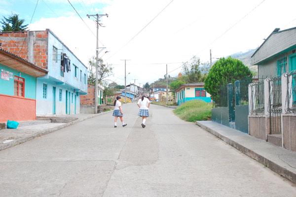 Fallas físicas y sociales en tres barrios de Pijao