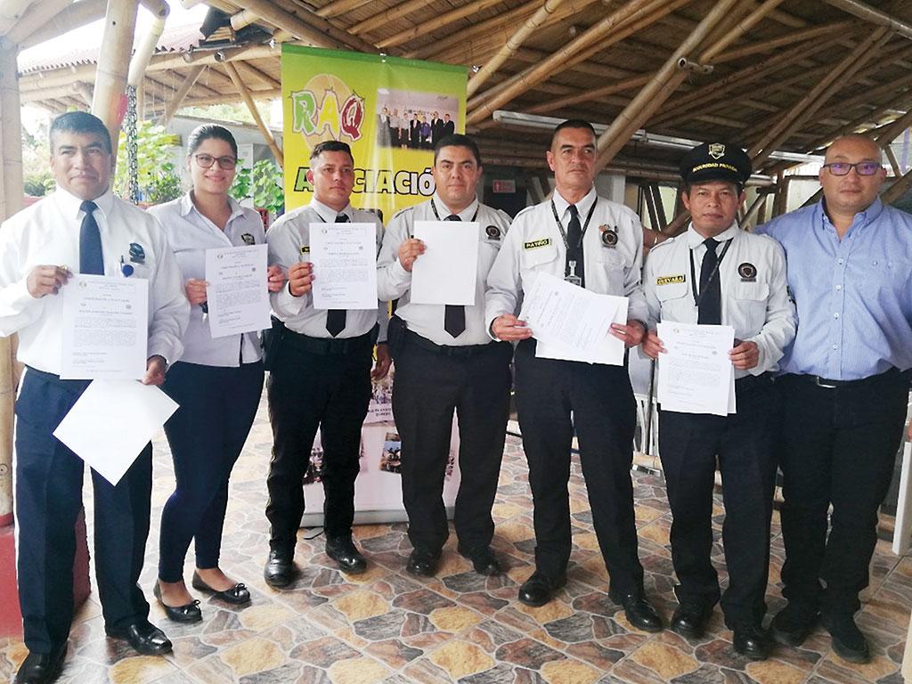 Building Security Colombia, socialmente responsable