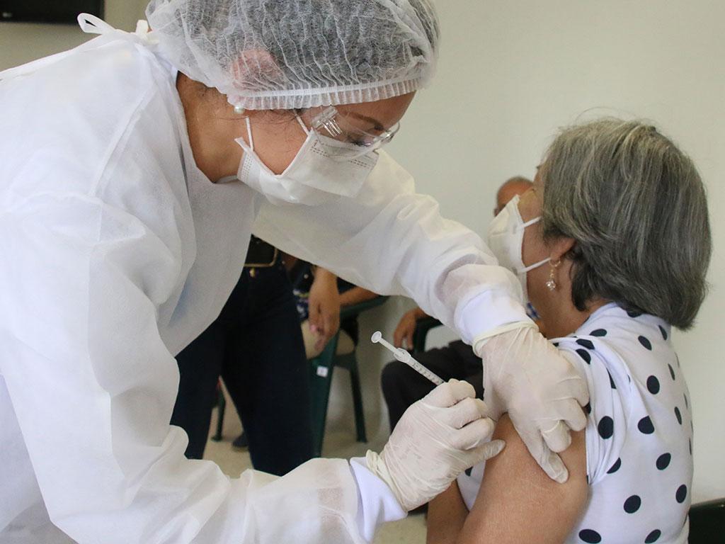 La vacuna contra el coronavirus les trajo un poco de tranquilidad