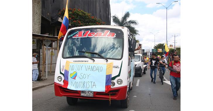 En medio de las protestas, hay una 'guerra de carteles'