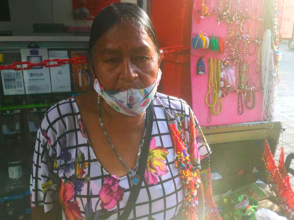 'Indígenas urbanos' del Quindío, trabajando pero en pie de lucha