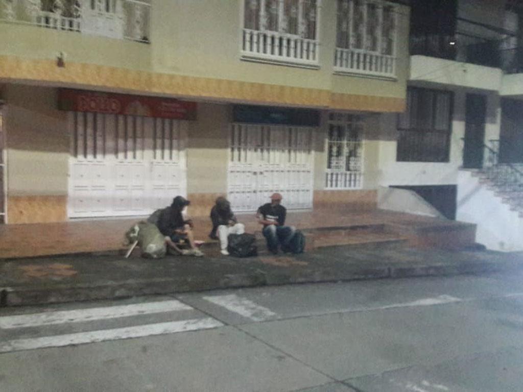Ventas en locales comerciales se afectan por presencia de habitantes en situación de calle