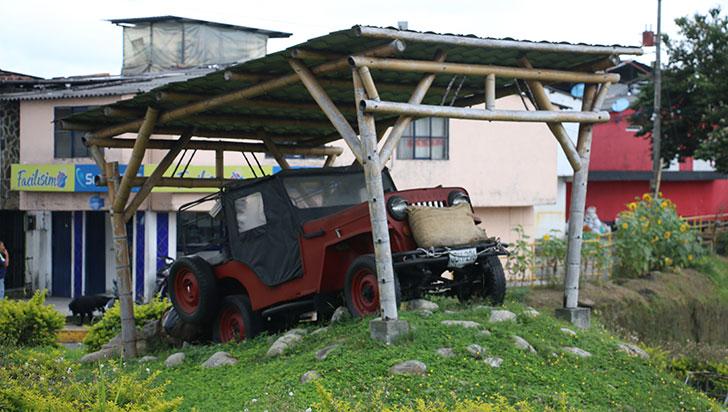 Las esculturas de Armenia, en proceso de renovación y mantenimiento