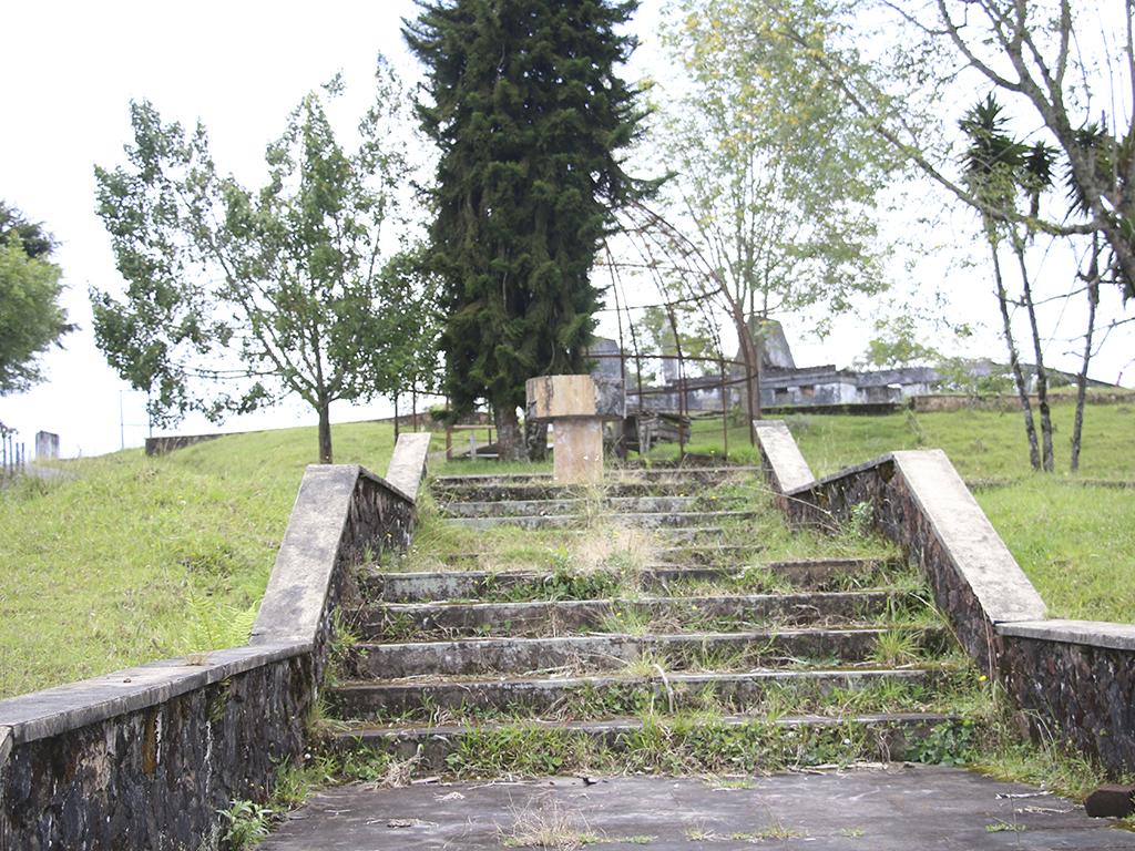 Posada Alemana; de recreación privada a parque de la familia