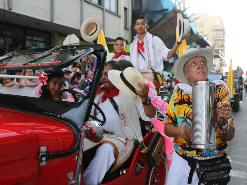 En fotos: Lo mejor del tradicional Yipao en Calarcá en su 27a. edición