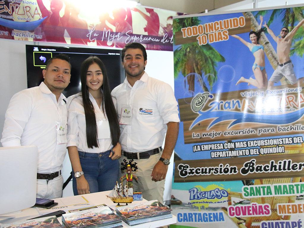 ExpoU fue el espacio perfecto para que universidades de distintas partes del país