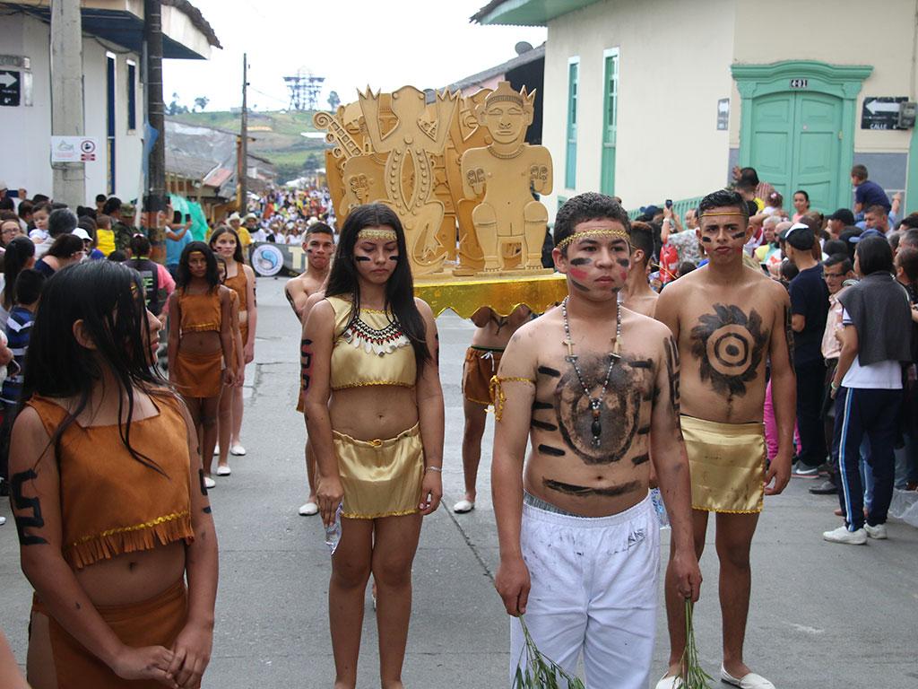 Festival Camino del Quindío dio apertura en Filandia al Grito de la Independencia