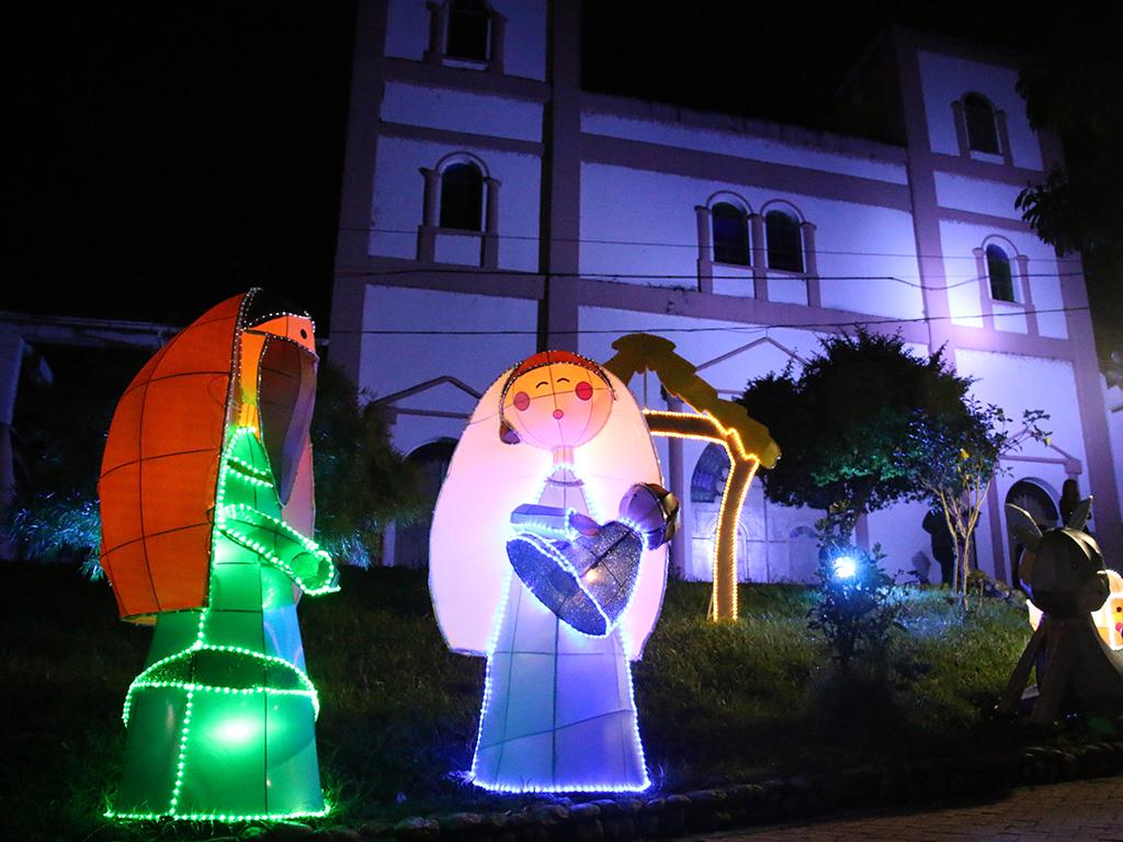 ¡Vea el alumbrado navideño del municipio de Córdoba!