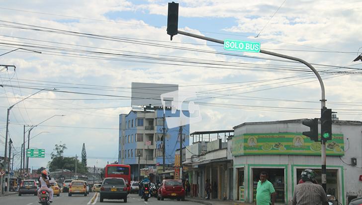 Los semáforos en Armenia necesitan una 'luz verde' para mejorarlos