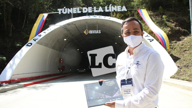 """""""Pasar por el túnel, una sensación impresionante"""": Fernando Jaramillo"""