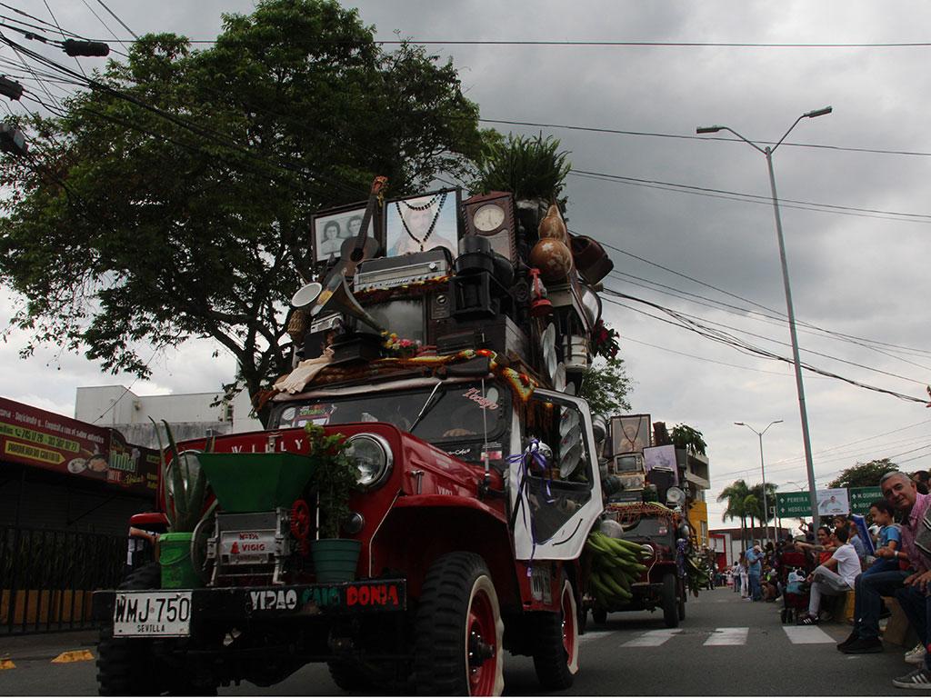 Los mejores momentos del desfile Yipao Cuyabro 2018