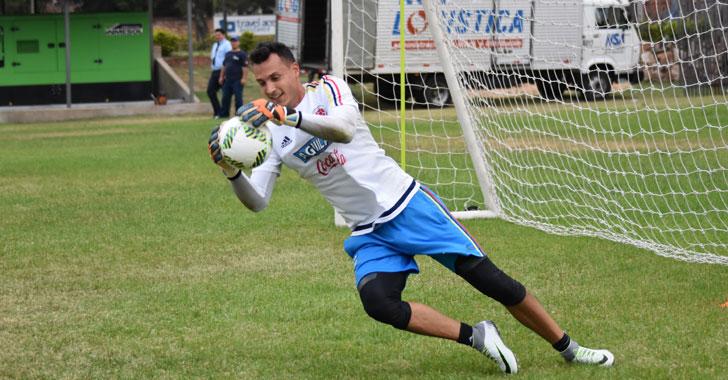 [En imágenes] Selección Colombia se alista para próximas fechas de eliminatorias