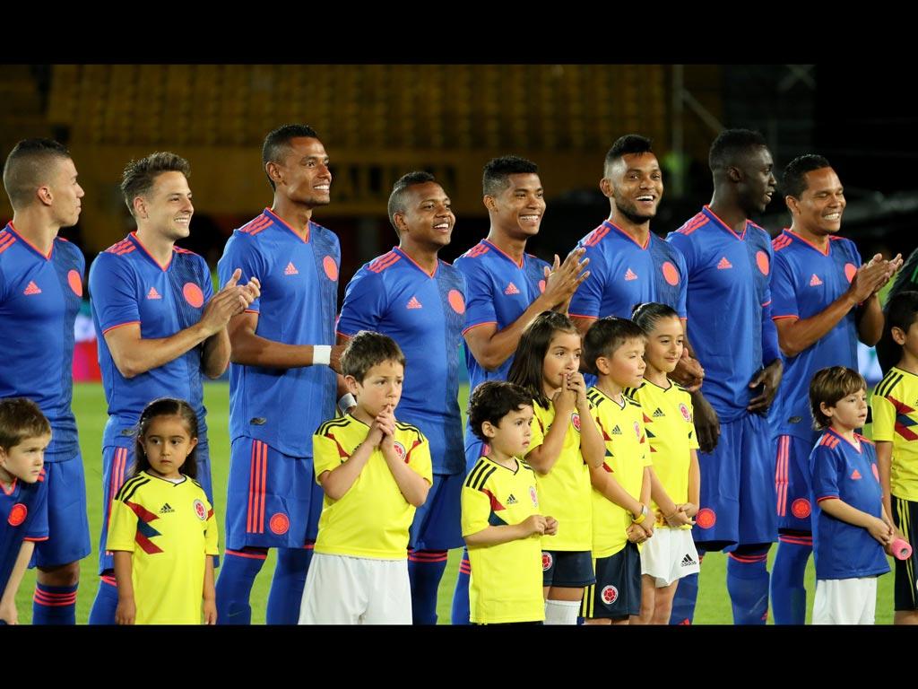 Las mejores fotos de la despedida de la selección Colombia