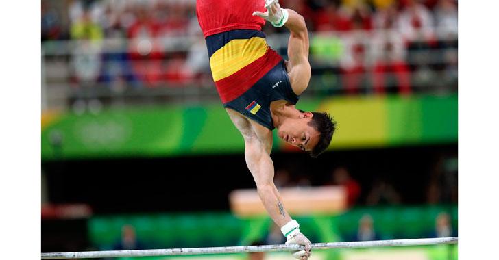 [En imágenes] Calvo finalizó en la décima posición