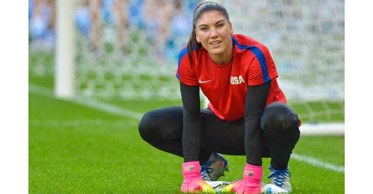 Solo, una de las deportistas más odiadas en Río 2016