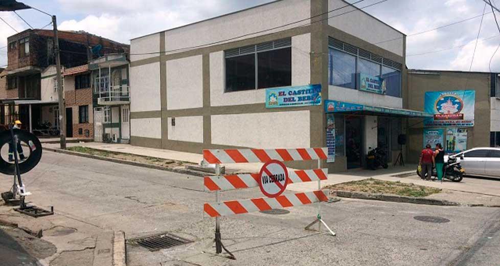 Amable anuncia cierre de la calle 49 con carrera 18