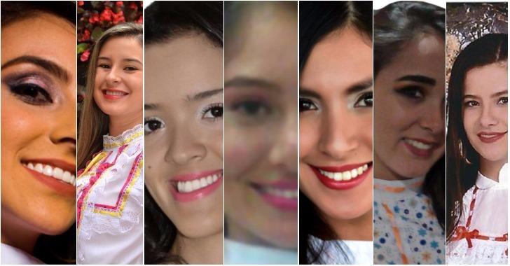 Siete candidatas se disputan el título de reina departamental del Café