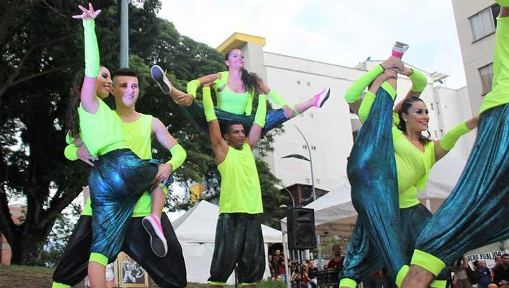 Ardecia danzará por Colombia en festival de Perú