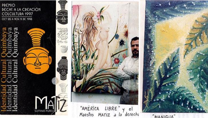El 12 de octubre y el arte de América libre del maestro Matiz
