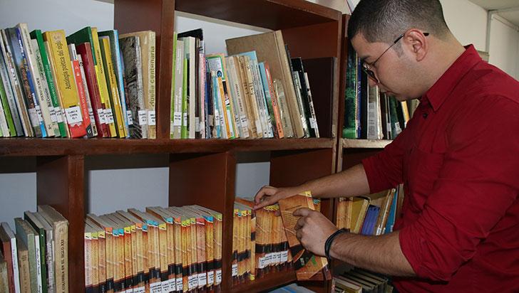 La secretaría de Cultura convoca a  escritores para biblioteca de autores