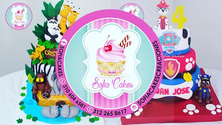Sofía Cakes endulza todos sus momentos