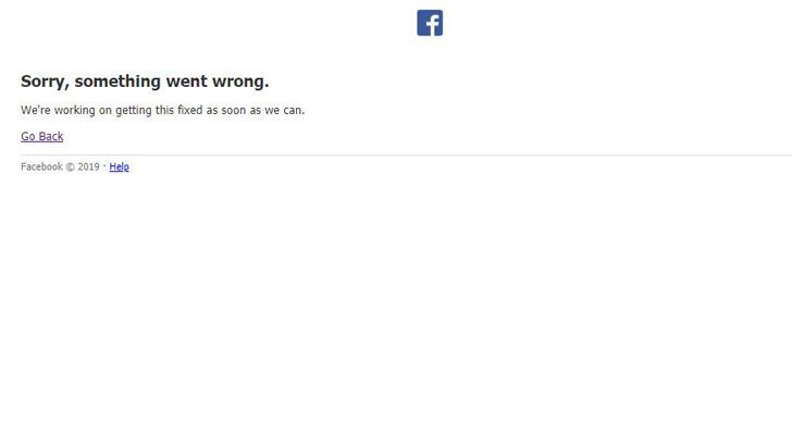 ¡No son problemas de señal!: reportan fallas globales de Facebook e Instagram