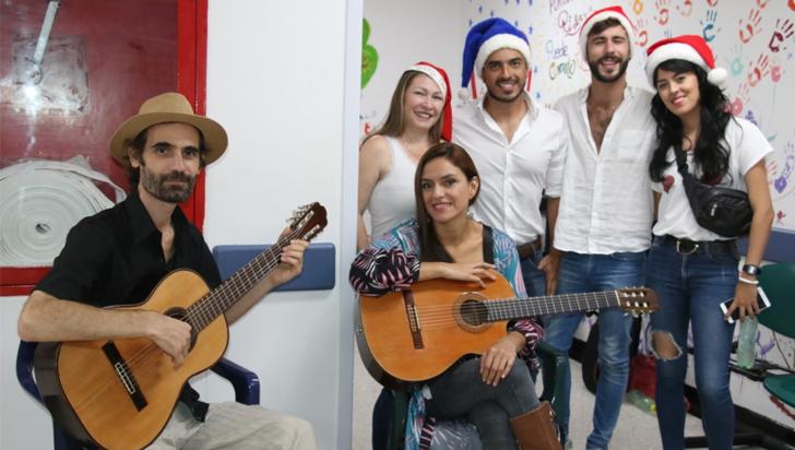 Victoria Sur y Facundo Cámpora tendrán concierto en Armenia