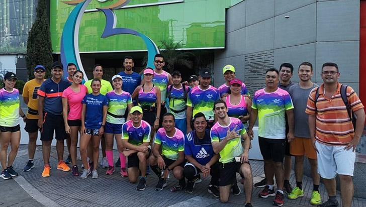 Al trote por la vida con Quindío Runners