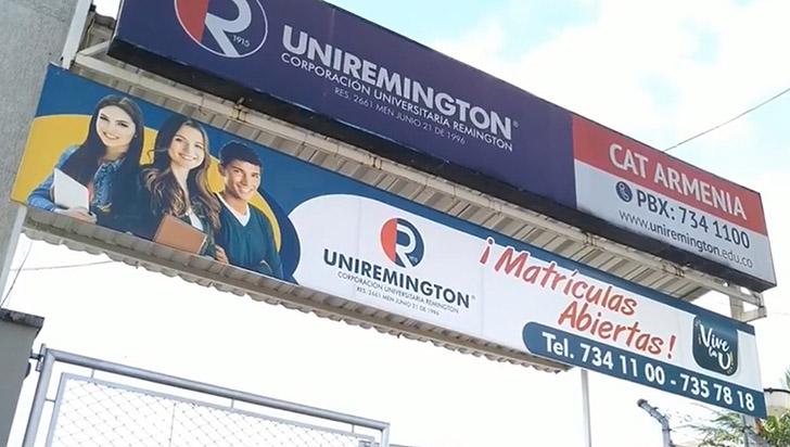 Uniremington Armenia, una apuesta por el futuro
