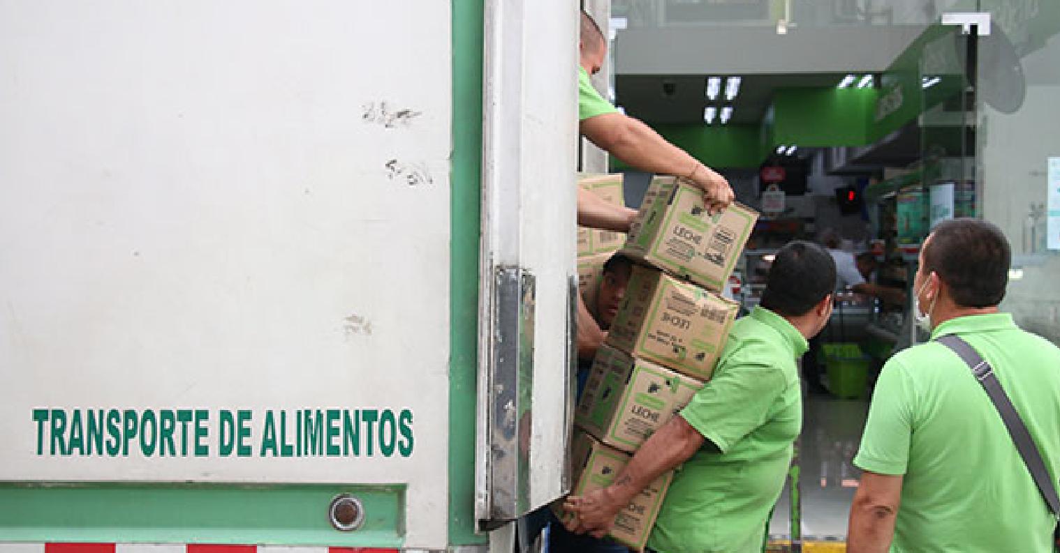Abastecimiento de alimentos, medicamentos y elementos de aseo están garantizados