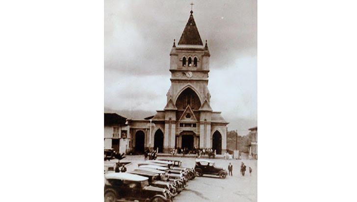 Cien años del primer alzamiento ciudadano del quindío