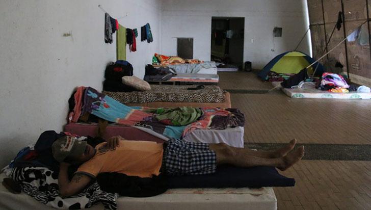 Debido a la cuarentena, algunos venezolanos están retornando a su país