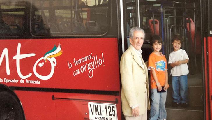 Me encontré en la vida con… Camilo Villegas Villegas