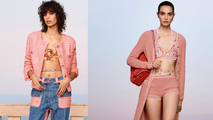 Chanel lanza su nueva colección desde la virtualidad
