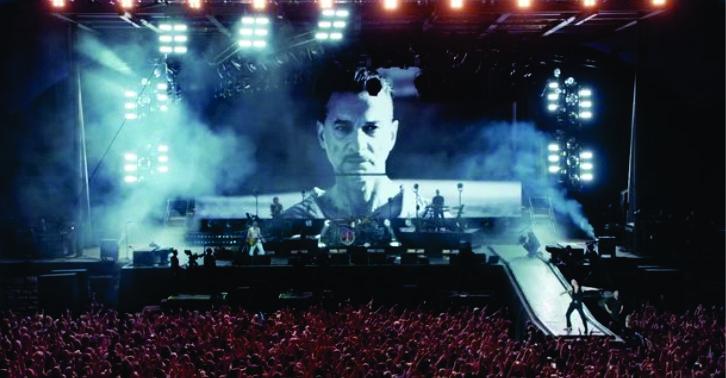 Depeche Mode emitirá este jueves en abierto su concierto berlinés