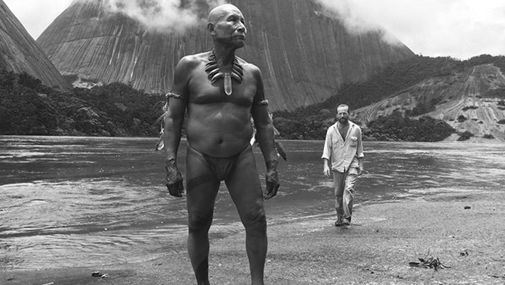 Pasarela, actuación de cine y fama, trilogía absurda de los pueblos indígenas