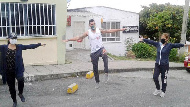 Autorizada actividad física en Armenia ahora de 5 p. m. a 9 p. m.