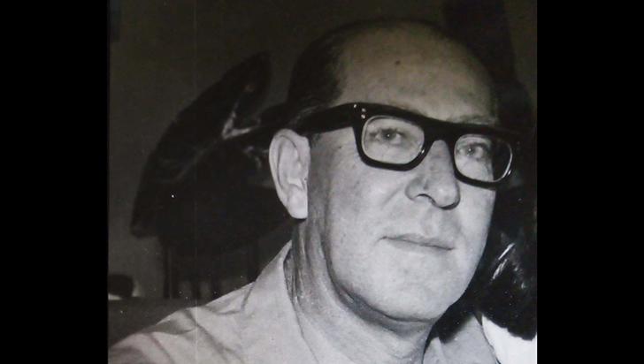 Arturo Muriel Guinand, artista, poeta y excelente caricaturista