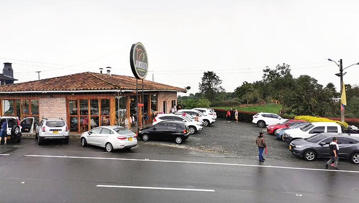En El Juancherito son expertos en comida típica colombiana