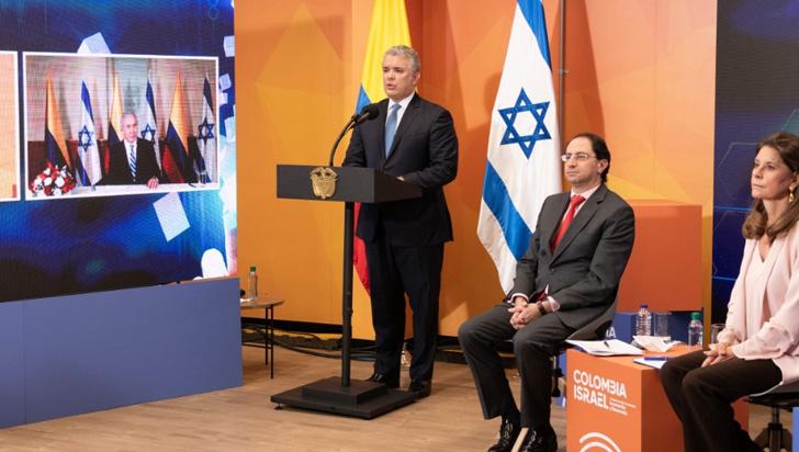 El Tratado de Libre Comercio entre Colombia e Israel entra en vigor
