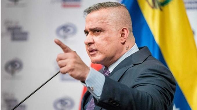 """Fiscal general de Venezuela asegura que EEUU y Colombia buscan  """"aumentar ataques"""" a su pais"""