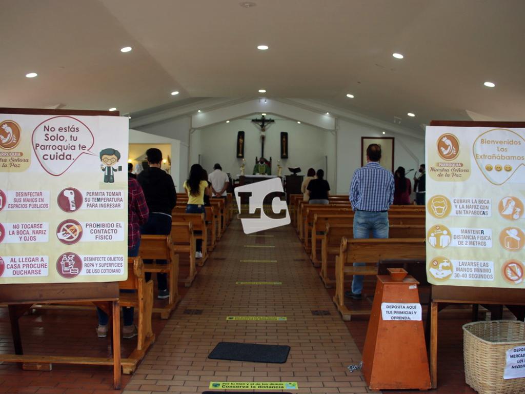 Almas vivas volvieron a la casa de Dios en Armenia