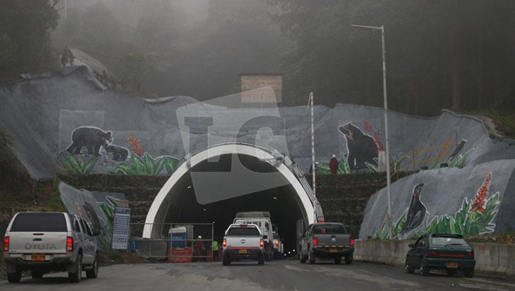 Desde este viernes inicia la 'Semana del túnel'