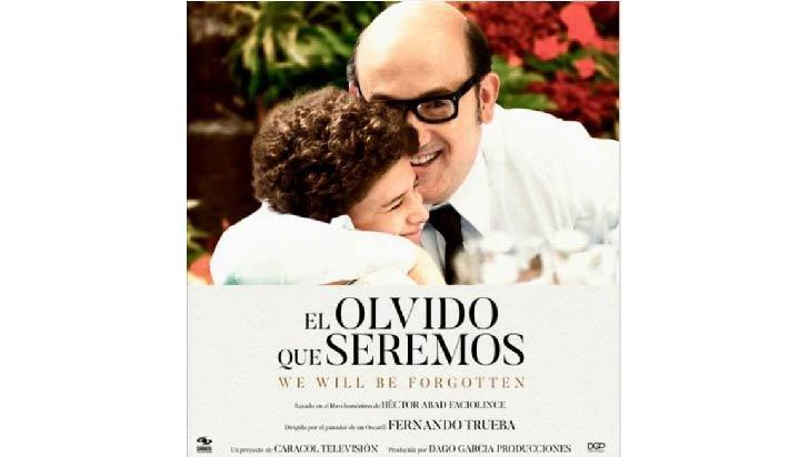 """""""El olvido que seremos"""", de Trueba, representará a Colombia en los Goya"""