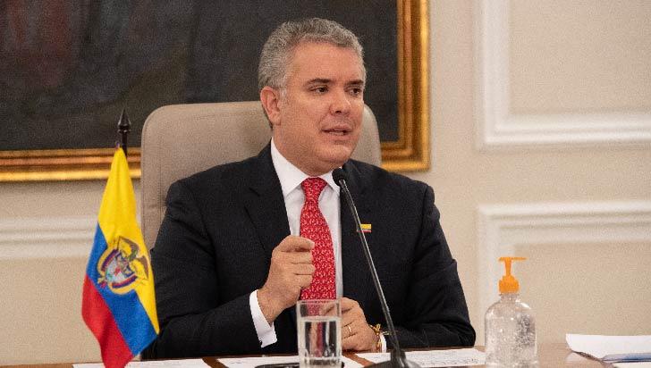 Duque llama a Colombia a la calma luego de las protestas por abuso policial