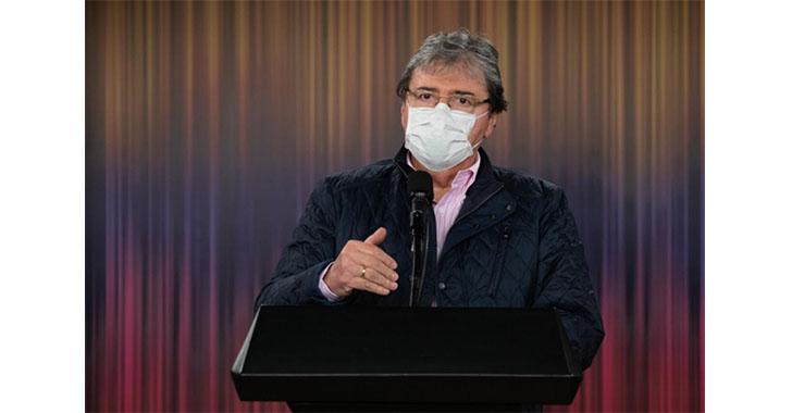 Ministro dice que protestas fueron infiltradas por Eln y disidencias de Farc