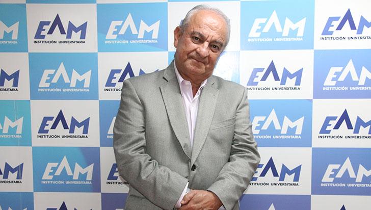 Su provisionalidad como rector de la EAM va a cumplir 31 años